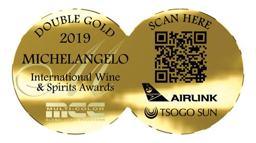 Michelangelo International Wine & Spirits Award - Double Gold