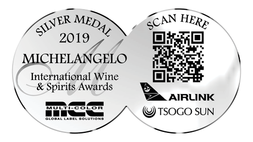 Michelangelo International Wine & Spirits Award - Silver